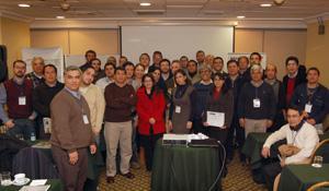 Paricipante Seminario Corrugado Chile-2011